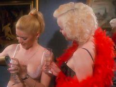 Французский ретро фильм с сексом красивых блондинок