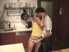 Любительский видеодневник сексуальной жизни чешской парочки