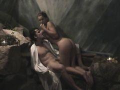 Домашний секс в сауне с юной кричащей девчонкой из Праги