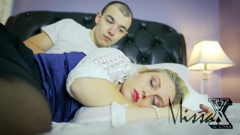 Секс Со Спящей Хлороформ