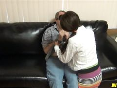 Сексуальные игры с женским доминированием отца и дочери
