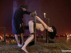 Романтическое свидание закончилось жесткими пытками и аналом