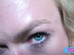 Утренний анальный секс с блондинкой на приватном кастинге Вудмана